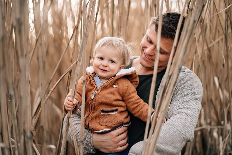 Familienfotos bei Fotograf in Vöcklabruck und Mondsee